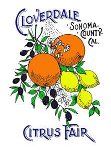 Cloverdale Citrus Fair
