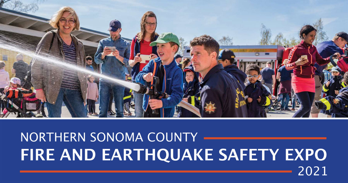 Northern Sonoma County Fire and Earthquake Safety Expo
