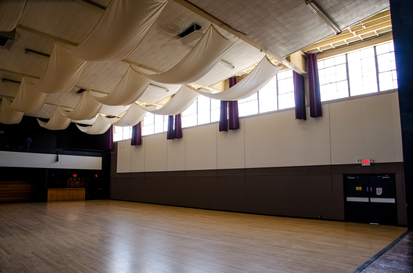 Auditorium Facilities Available for Rent