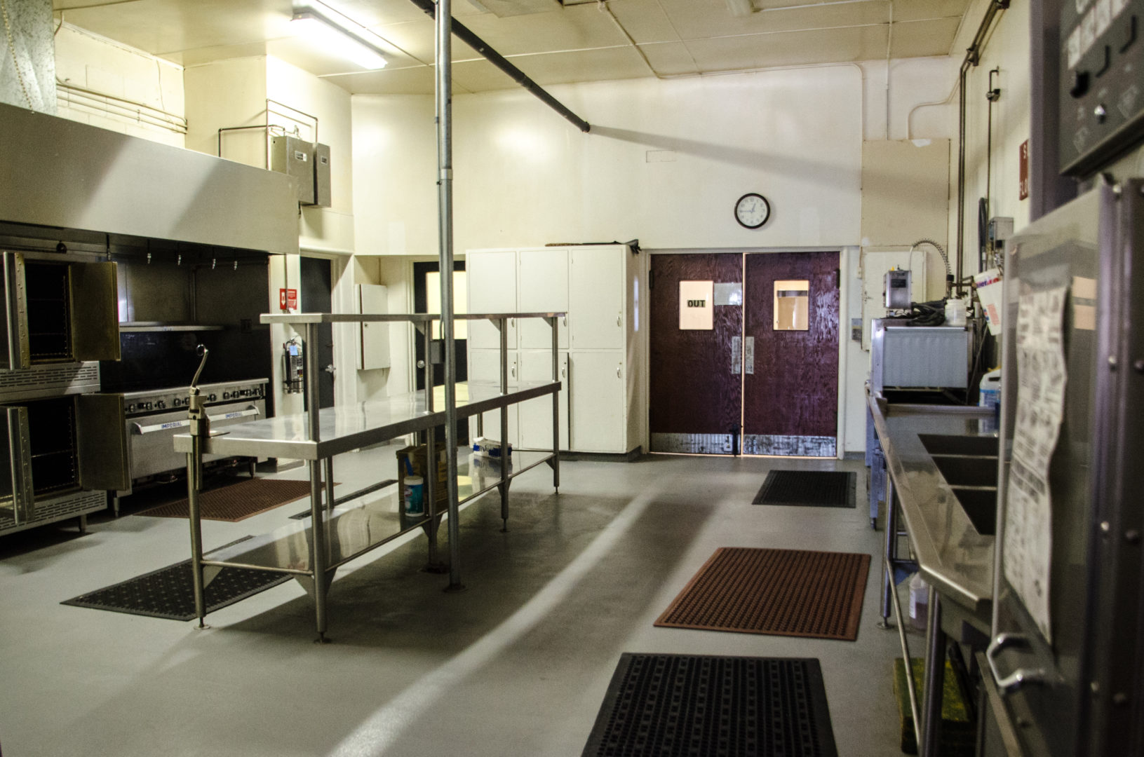 Commercial Kitchen Facilities Available for Rent