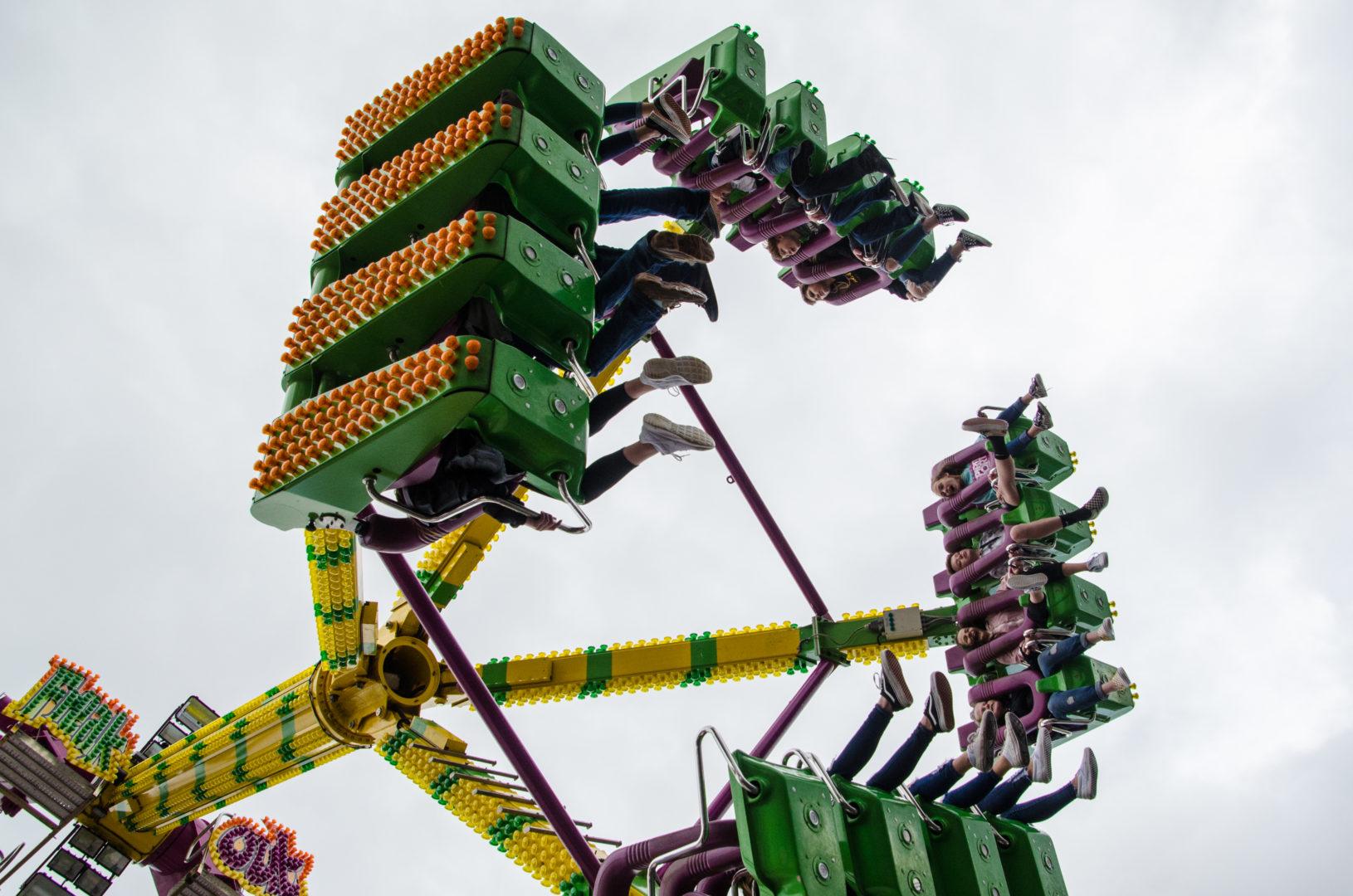 Cloverdale Citrus Fair Carnival
