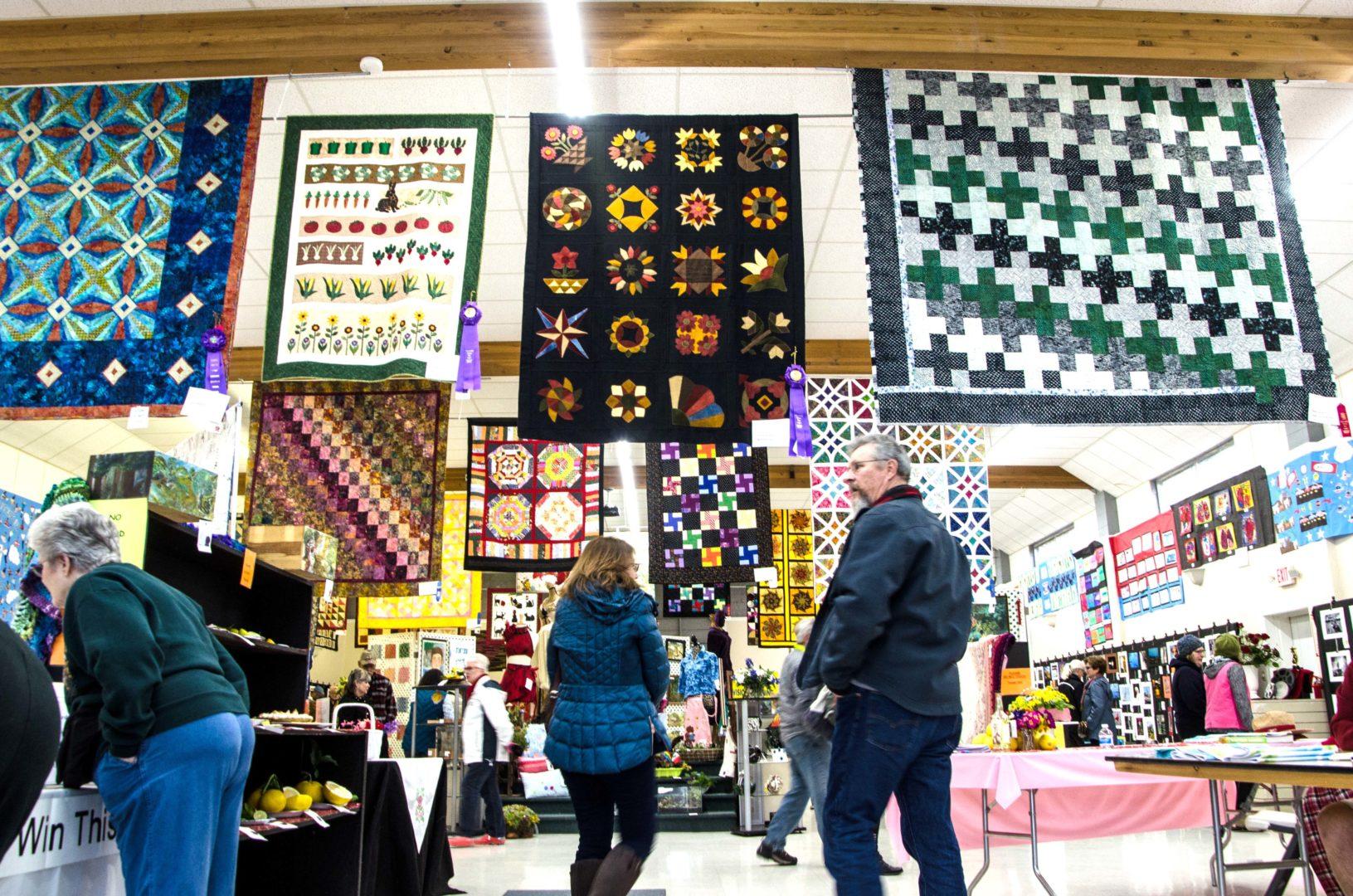 Cloverdale Citrus Fair Exhibits