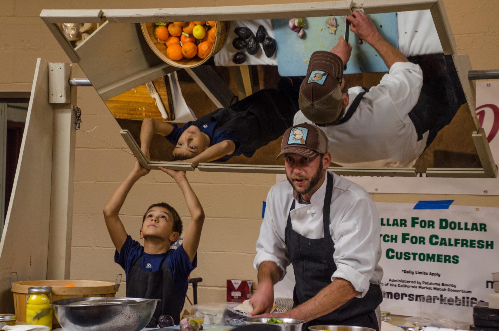 Chef Demo