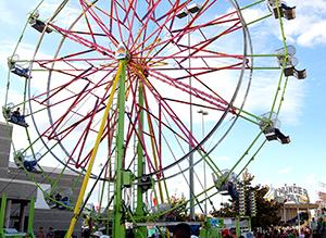 Eagle 16 Ferris Wheel