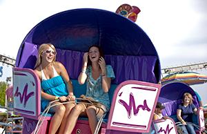 Tilt-a-Whirl Carnival Ride