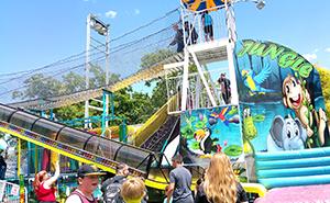 Jungle Carnival Ride