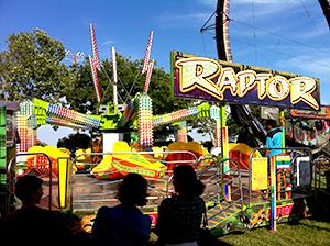 Raptor Carnival Ride