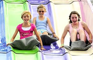 Slide Carnival Ride