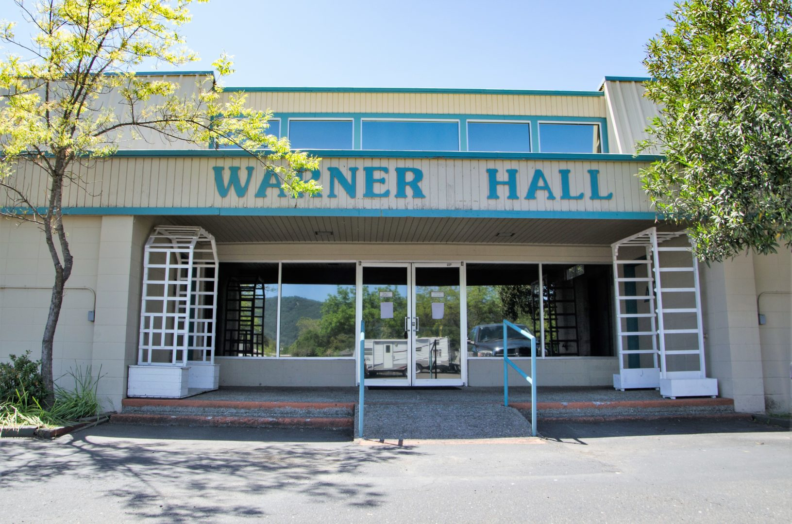 Warner Hall Facilities Available for Rent