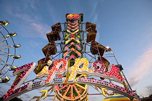 Zipper Carnival Ride