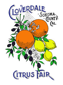Cloverdale Citrus Fair
